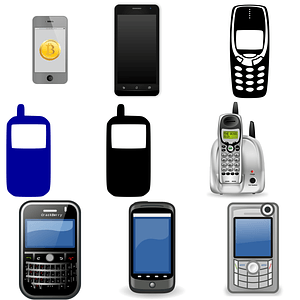 Set of Phones vector