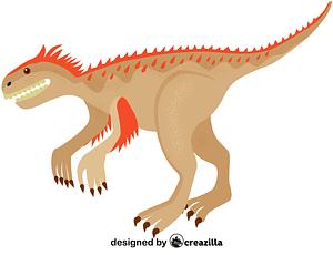 Indominus-rex vector