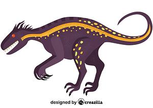 Indoraptor vector