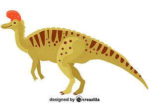 Lambeosaurus vector