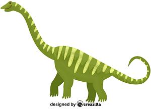 Mamenchisaurus vector