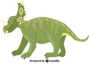 Sinoceratops vector