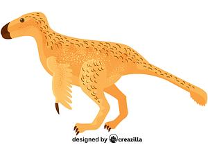 Yutyrannus vector
