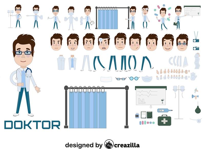 Okay Doc character constructor vector