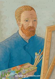 Van Gogh vector
