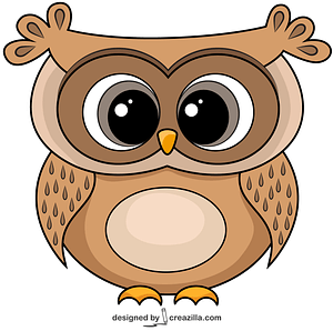 Eagle-Owl vector