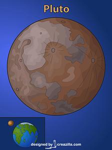 Pluto vector