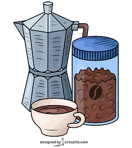 Сoffee Making vector