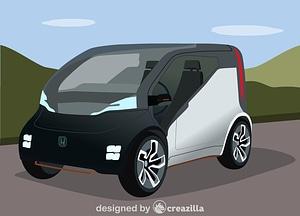 Honda NeuV vector