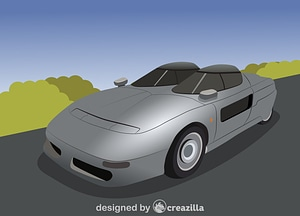 Italdesign Aztec vector