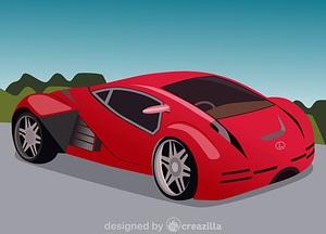 Lexus 2054 vector