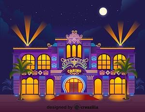 Векторное изображение: Casino
