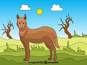 Dingo vector