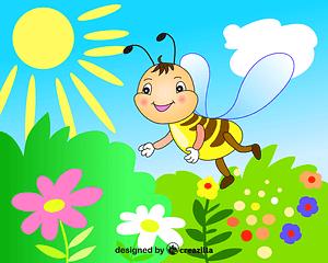 Bee vector