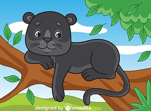 Panther vector