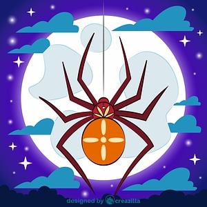 Immagine vettoriale di Spider
