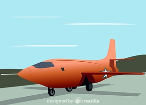 Bell X-1 vector