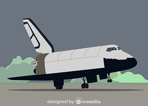 Vector de Buran Spacecraft