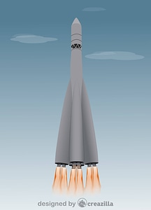 Vostok 1 vector