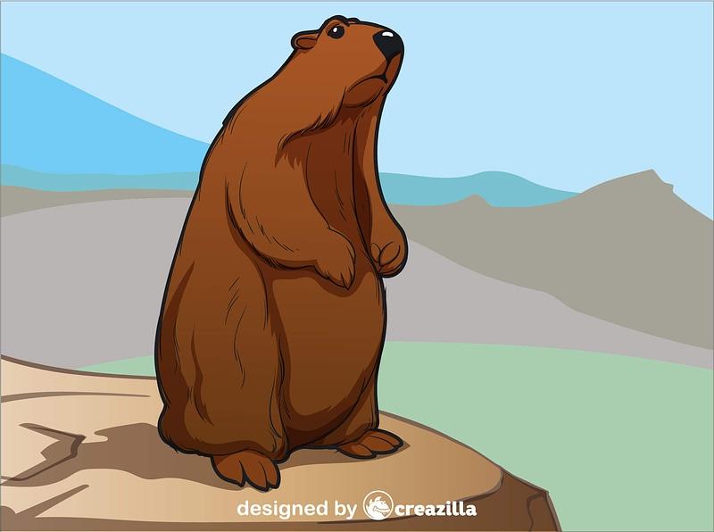 Groundhog vector