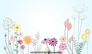 Flower Spring Petals vector