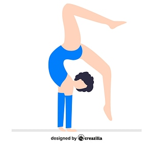Gymnastic vector