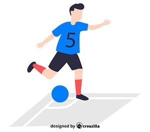 Soccer (football) vector