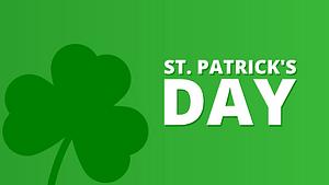 St. Patricks day vector
