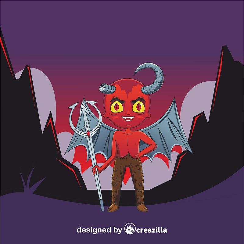 Demon vector