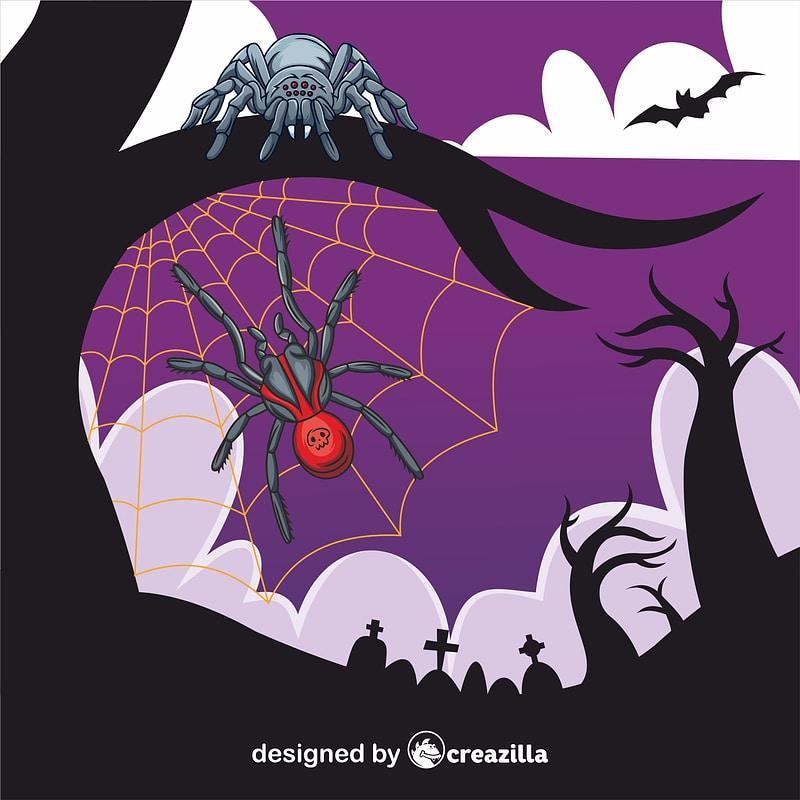 Spider vector