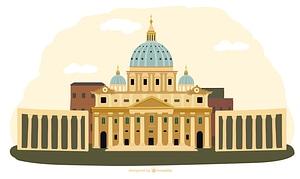 The Vatican vector