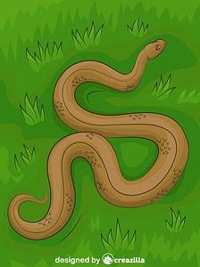 Adder Snake vector
