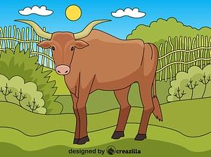 Ox vector