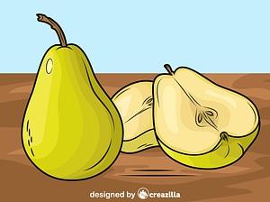 Pears vector